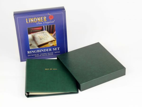 2009 Lindner Mini Sheet Pages
