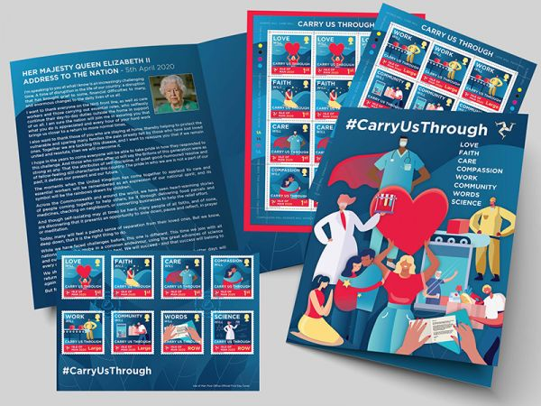 #CarryUsThrough Collection