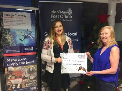 IOM POST OFFICE ANNOUNCE 2017 CHRISTMAS COMPETITION WINNER