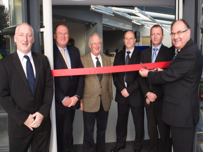 Busy first month for new Customer Services Centre