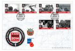 Isle of Man Stamps and Coins marks the 70th Anniversary of D-Day with a stunning stamp issue