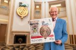 Isle of Man Post Office recognises the invention and innovation of Dr John C Taylor OBE