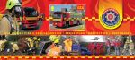 The Isle of Man Fire & Rescue Miniature Sheet