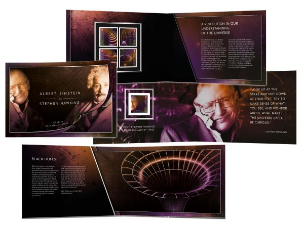 100 Years of General Relativity Prestige Booklet