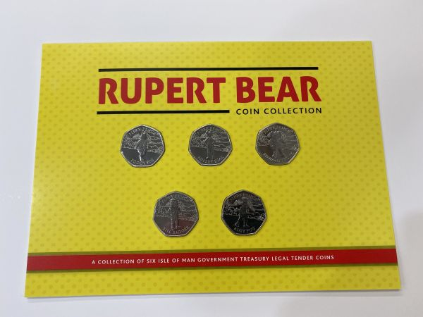 Rupert  the Bear 100 Years Gift Pack