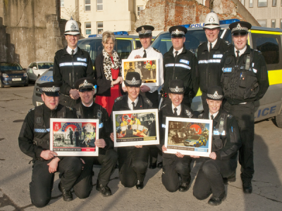 Isle of Man Constabulary to feature on stamp issue