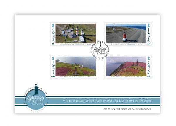 Lighthouses 200 First Day Cover
