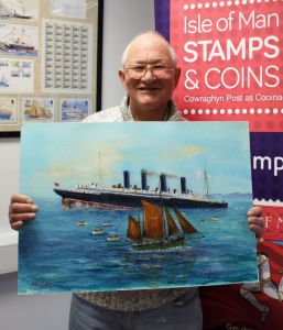 Manx maritime history reflected on latest miniature sheet