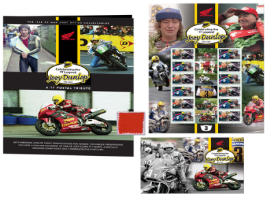 New Joey Dunlop OBE MBE collection due to popular demand