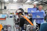 Isle of Man Post Office goes technical to celebrate BLOODHOUND Project