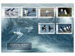 Jeremy Paul - Coastal Birds stamps