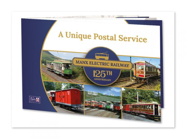 Manx Electric Railway 125th Anniversary Prestige Booklet