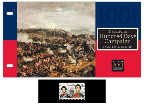 Napoléon's Hundred Days Campaign Presentation Pack