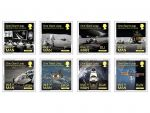 Isle of Man Stamps & Coins Commemorates 50th Anniversary of Apollo XIII with 'One Giant Leap'