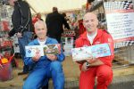 The Red Arrows took to the Isle of Man skies for 50th display season on Tuesday with a set of stamps on board