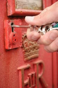 CHANGES TO POST BOX COLLECTION TIMES ANNOUNCED