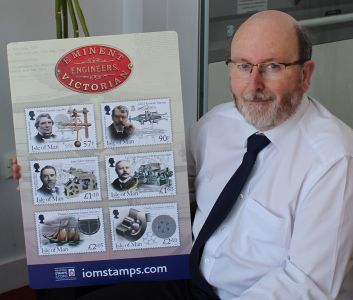 MANX ENGINEERING HONOURED ON STAMP COLLECTION