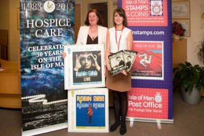 Isle of Man Post Office teams up with Rebecca House
