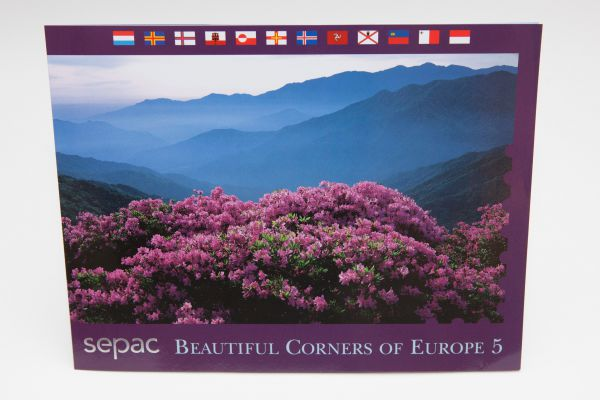 2014 SEPAC 'Beautiful Corners of Europe' Special Folder
