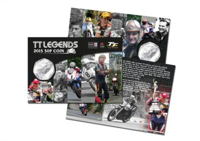 Isle of Man Post Office celebrates the heroes and legends of the TT