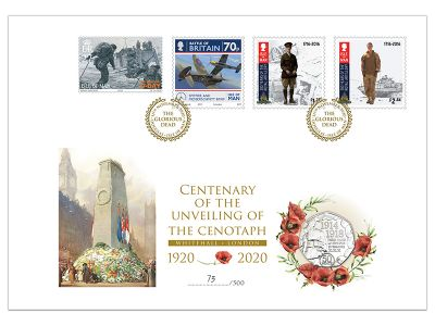 The Centenary of the Unveiling of the Cenotaph PNC