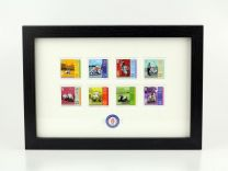 Framed Collectables