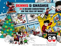 A Beano Christmas on the Isle of Man