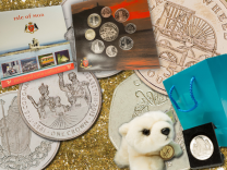 IOM Treasury 2013 Coin Collection