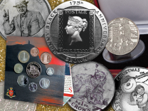 IOM Treasury 2015 Coin Collection