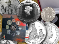 IOM Treasury 2016 Coin Collection