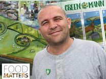 Green Mann - Food Matters on the Isle of Man