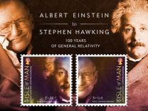 Albert Einstein to Stephen Hawking - 100 Years of General Relativity