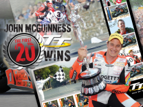 John McGuinness – The First 20 TT Wins