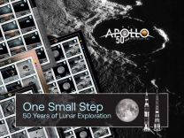 'One Small Step' Celebrating Apollo's 50th Anniversary