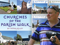 Churches of the Parish Walk by Peter Killey