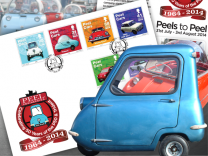 Peel Cars 50th Birthday Celebration