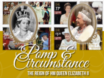 Pomp & Circumstance The Reign of HM Queen Elizabeth II