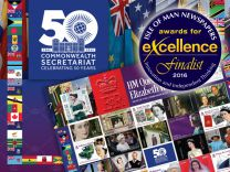The 50th Anniversary Commonwealth Secretariat