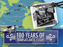 100 Years of Transatlantic Flight