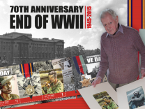 70th Anniversary End of WWII 1945 – 2015