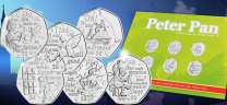 Peter Pan Coin Collections