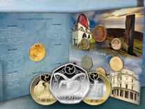2017 Isle of Man Decimal Coin Collection