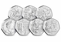 2020 Peter Pan Part II 50p Coin Collections