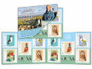 Matt Sewell's Birds Self-Adhesive Booklet