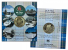The Isle of Man Christmas £5 Coin