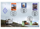 Snaefell Mountain Railway 120th Anniversary Special Cover