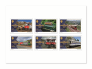 Manx Electric Railway Set and Sheet Set