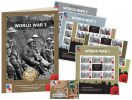 World War I Life In The Trenches Special Folder
